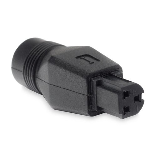 Laptop Adapter Dell 3-Pin for DC Cable with 5.5 x 2.1 mm plug